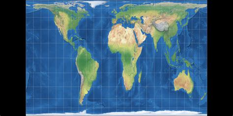 peters projection map gall peters projection compare map projections