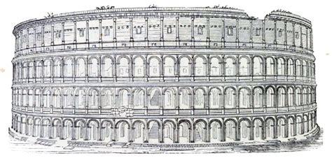 wann wurde das kolosseum erbaut die stadt rom in der kaiserzeit latein cc