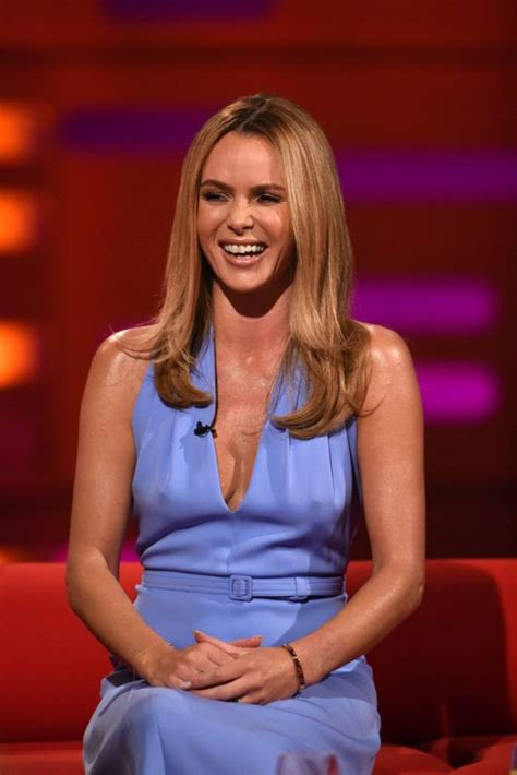 Amanda Holdens Reading by Britain S Got Talent Amanda Holden Flashes And