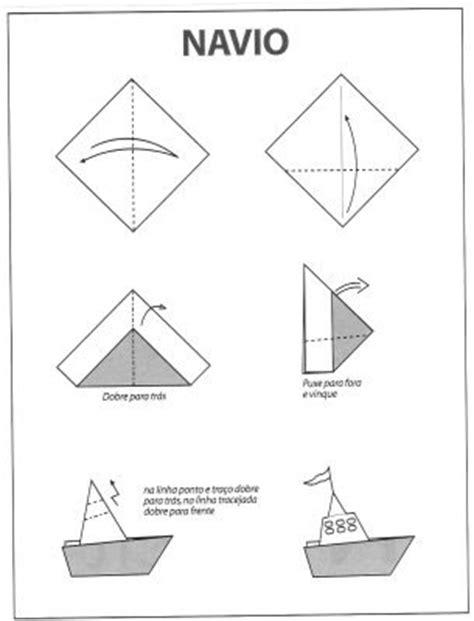 barco pirata origami papiroflexia para ni 241 os barco