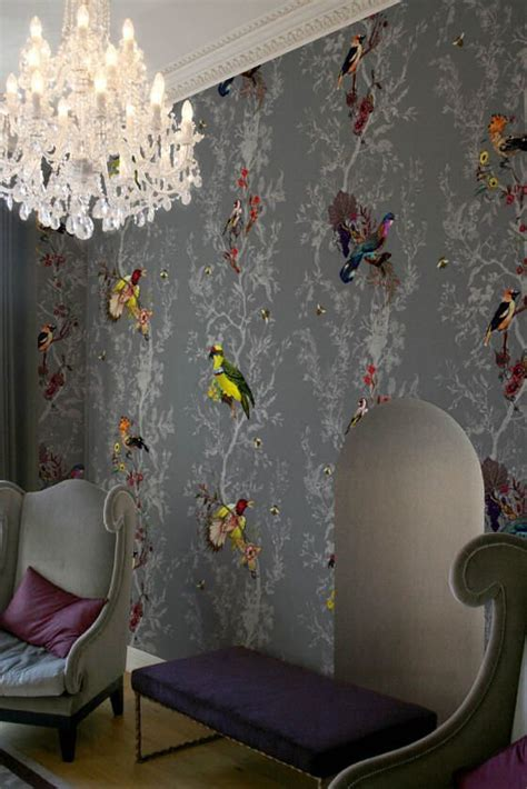 new wallpaper designs from timorous beasties � colourful