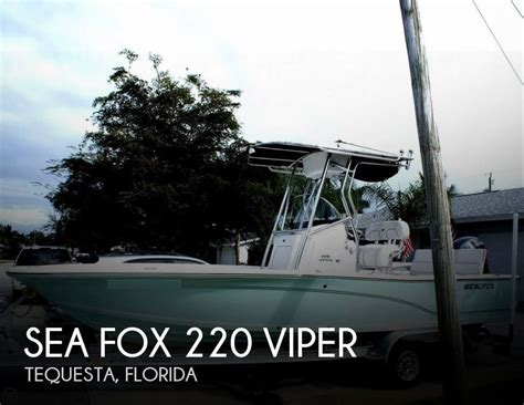 sea fox boats clermont fl used center console sea fox boats for sale 4 boats
