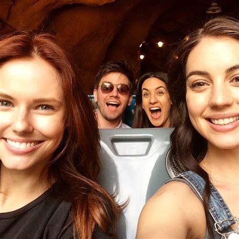 adelaide kane and torrance coombs reign s adelaide kane and torrance coombs having fun at