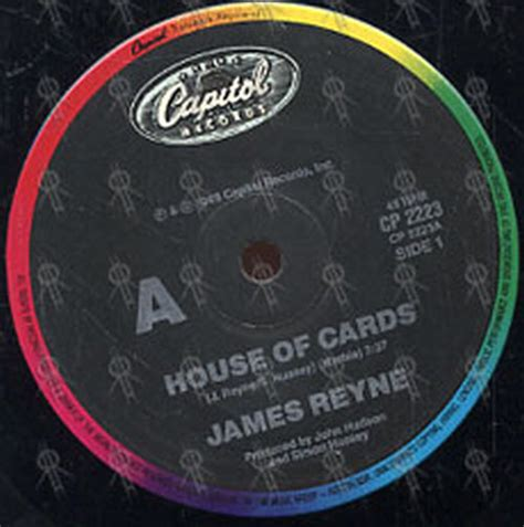 house of cards store reyne james house of cards 7 inch vinyl rare records