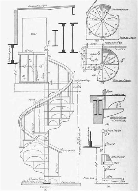 spiral staircase floor plan 25 best ideas about spiral staircase plan on pinterest