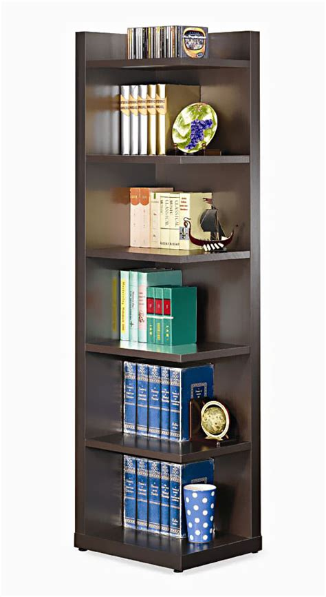 Bookshelves For Home Office by Home Office Corner Bookcase Bookcases