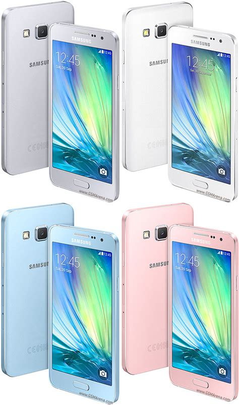 Hp Samsung A3 Duos Samsung Galaxy A3 Duos Pictures Official Photos