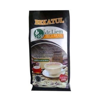 Bekatul Dr Liem Rice Brand 200 Gr bekatul rice bran daftar update harga terbaru indonesia