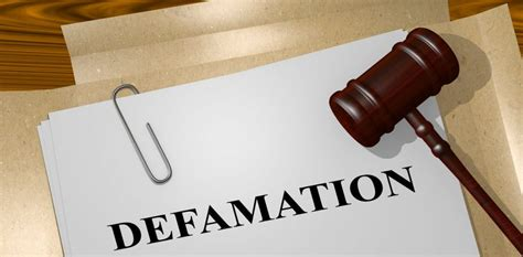 defamation section defamation act 2009 terry gorry co solicitors