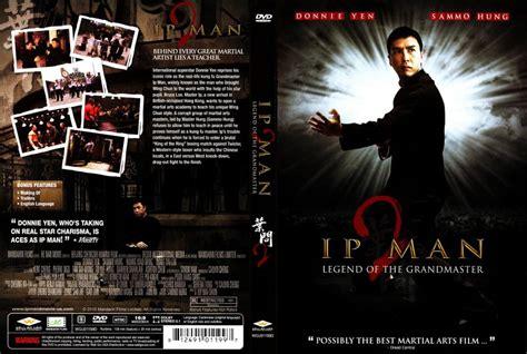 film ip man 2 ip man 2 movie dvd scanned covers ip man 2 dvd covers