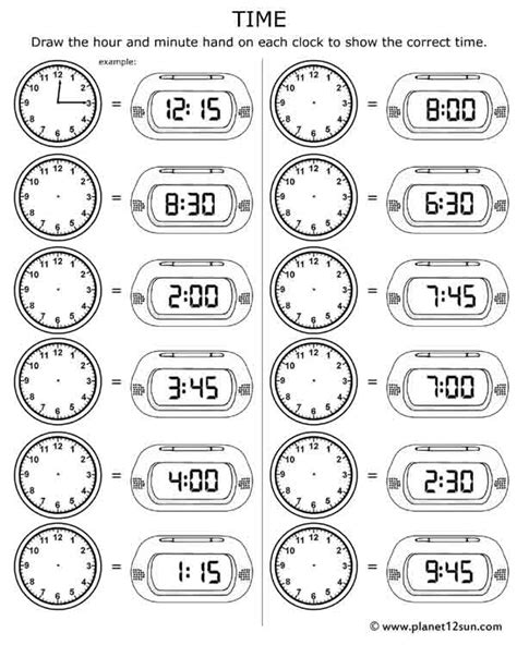printable telling time sheets free telling time free printable worksheet worksheets