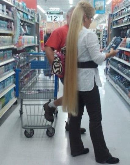 haircuts at walmart cost how to style beautiful long blond hair into a mullet