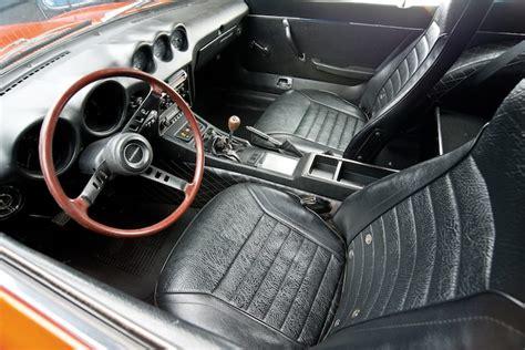 nissan 260z interior datsun 240z