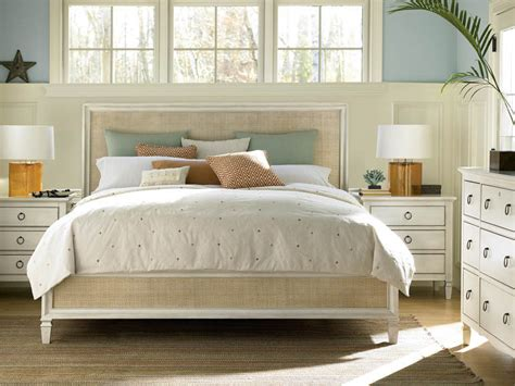 universal bedroom furniture universal furniture summer hill woven accent bed