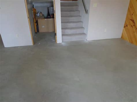 How To Get Your Dirty Basement Floor Sparkling Clean Cleaning Concrete Basement Floors
