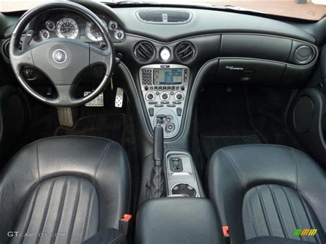 maserati spyder interior 2004 maserati coupe cambiocorsa interior photo 37443850