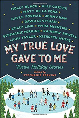 libro my true love gave 5 ya books to fill your spirit with holiday cheer
