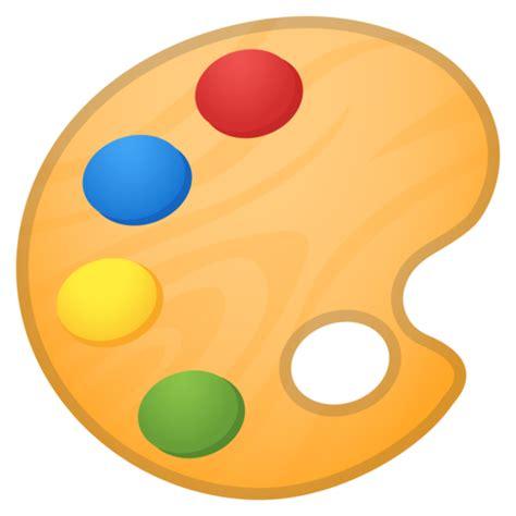 paint emoji paleta de tintas emoji