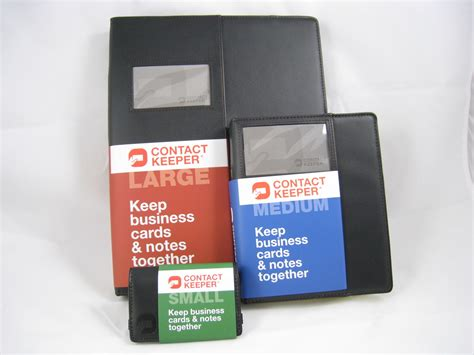 Gift Card System For Small Business - organizing business cards with the contact keeper