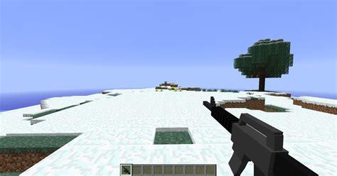 mods in minecraft guns 3d gun mod for minecraft file minecraft com
