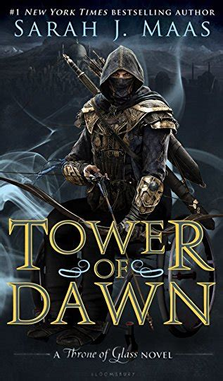 libro tower of dawn throne tower of dawn throne of glass 6 by sarah j maas reviews discussion bookclubs lists