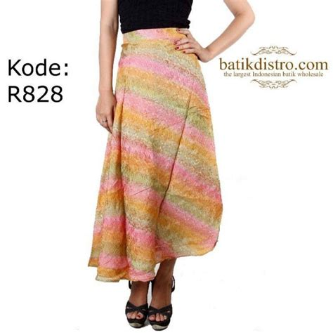 Batik Sarimbit Gradasi Doby Cap r828 rok batik lilit doby gradasi batik distro
