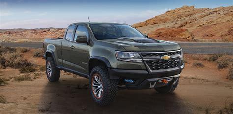 chevy concept truck 2015 chevrolet colorado zr2 concept truck rocks 2014 la