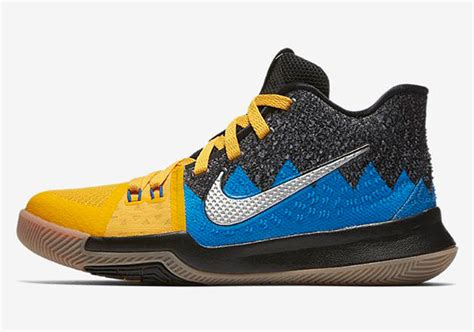 Sepatu Basket Nike Pg 1 Paul George Yellow Navy kd shoes who does kyrie irving play for