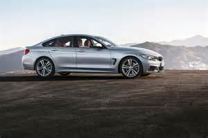 2015 Bmw 435i Gran Coupe 2015 Bmw 4 Series Gran Coupe Specs And Features Announced