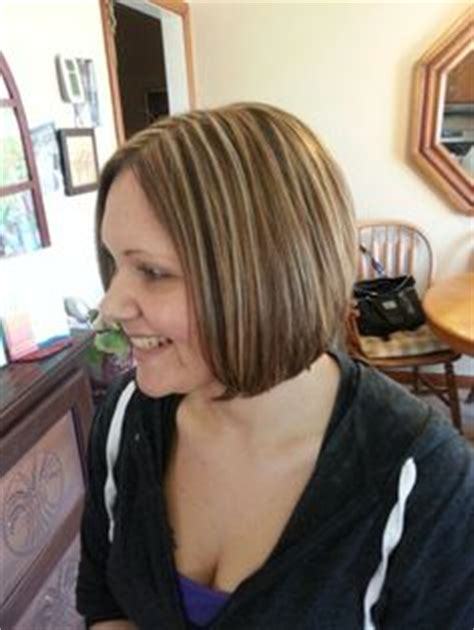 pictures of bob haircuts with blonde foil on brown hair foils on pinterest blonde foils hair foils and keratin