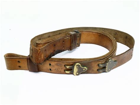 Sling G us ww1 1907 leather sling g k 1917 1419