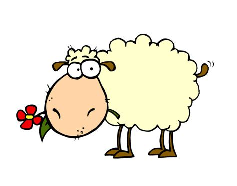 imagenes para dibujar de ovejas dibujo de oveja pintado por gemmagemit en dibujos net el
