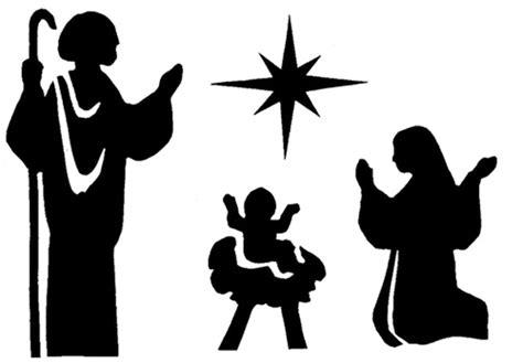 imagenes de siluetas del nacimiento de jesus siluetas de navidad hilos para bordar dmc rosace
