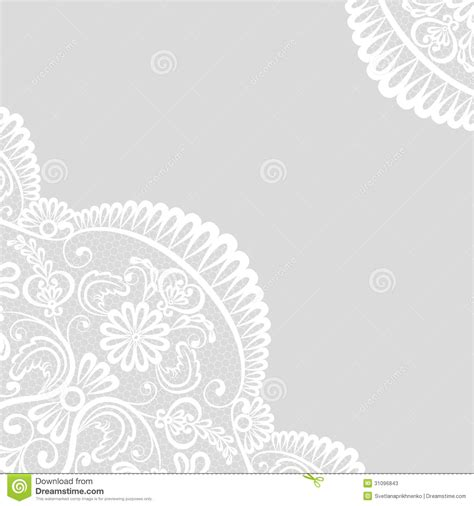lace templates card image gallery lace border template