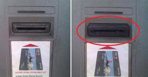 how to make a credit card skimmer warn of credit card skimmers on gas pumps in