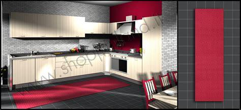 tappeti cucina moderni tappeti moderni per la cucina in cotone e a prezzi