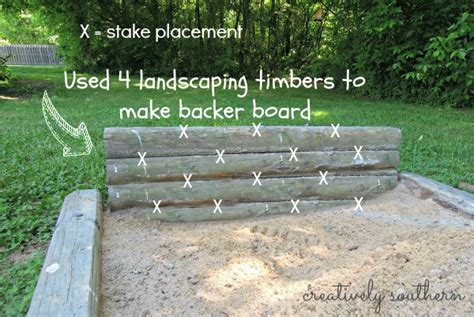 diy pit size how to build a horseshoe pit outdoor activity for everyone creatively southern