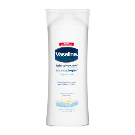 Lotion 100ml vaseline intensive care advanced repair lightly scented