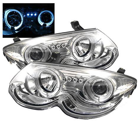 Chrysler 300m Headlights by 1999 2004 Chrysler 300m Pro Yd Chr300m99 Hl C Spyder Auto