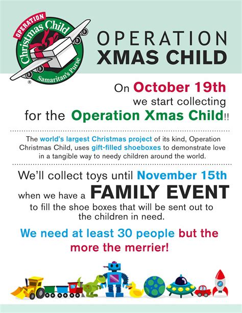 christmas gift programs for needy families