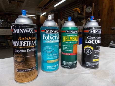 Clean Polyurethane by Clean Polyurethane Tips For Aerosol Spraying Minwax Blog