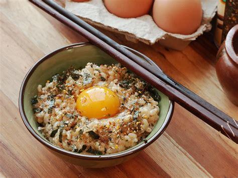 japanese ricer tamago kake gohan japanese style rice with egg recipe