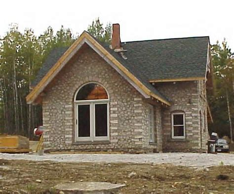 cordwood castle in maine cordwood construction