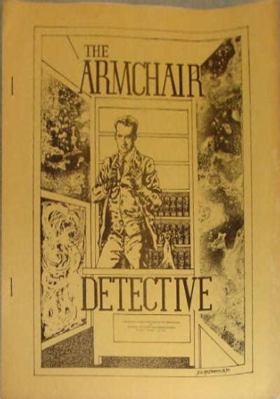 armchair detective contents lists