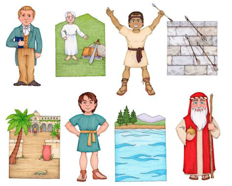 libro art the whole story follow the prophet clip art book of mormon prophets