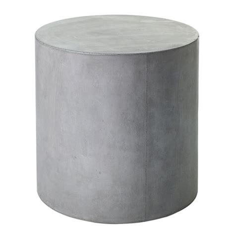 holloway  concrete side tables set   moss manor