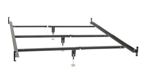 queen bed rails w 3 supports bed rails thesleepshop com
