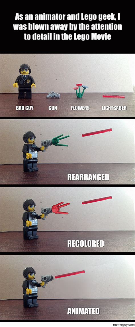 The Lego Movie Meme - i saw the lego movie again and noticed this awesome use of