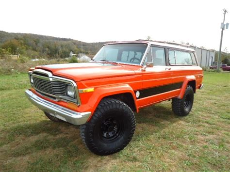 1979 jeep cherokee chief 1979 jeep cherokee overview cargurus