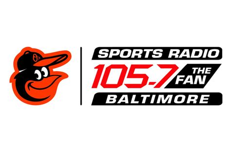 listen to 105 7 the fan orioles return to cbs radio on 105 7 the fan wjz fm 171 cbs